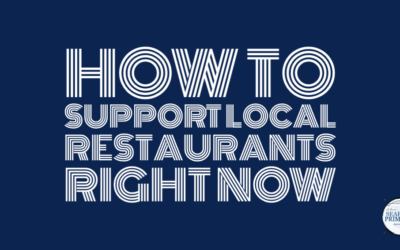 How to Support Local Restaurants Right Now