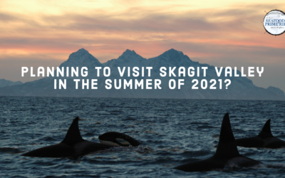 Planning to Visit Skagit Valley in the Summer of 2021?